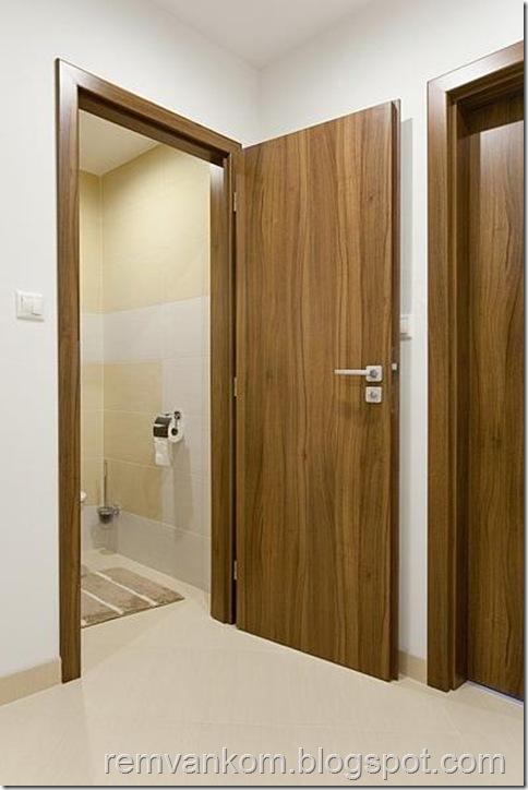 комплексный ремонт ванной комнаты 5