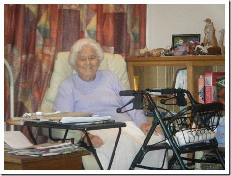 Mum Sept 2010
