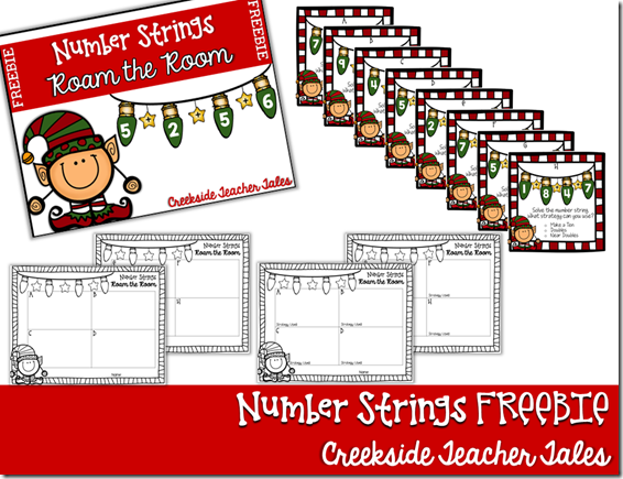 number strings preview