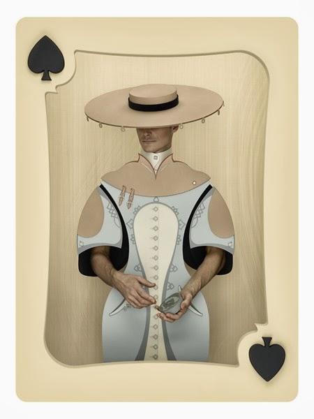 regine di carte 5