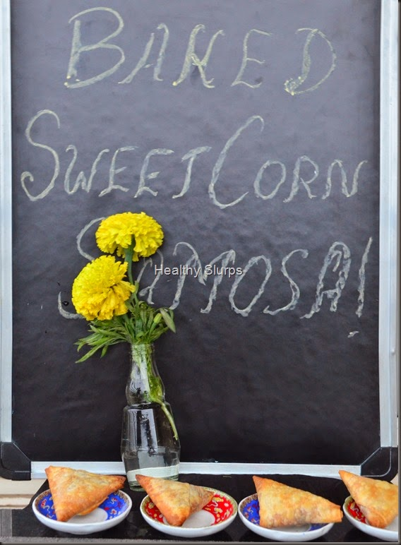 Welcome to sweet corn samosa cafe!