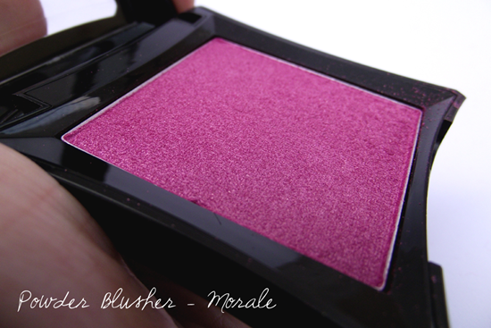 Illamasqua - Theatre of the Nameless - Powder Blusher - Morale