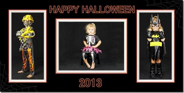 Halloween Composite