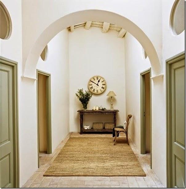 Casa colonica ristrutturata in spagna case e interni - Arco interno casa ...