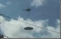 UFO-Retrieved-By-Russian-Military-Secretly-Filmed-On-Cell-Phone