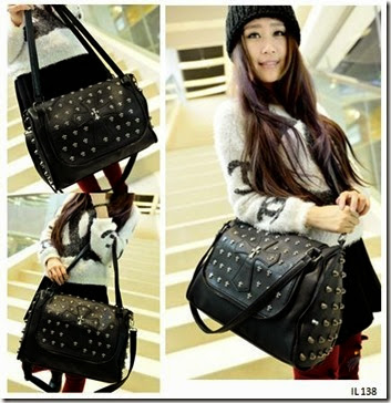 IL 138 (224.000) - PU Leather, 28 x 45 x 12, talipanjang