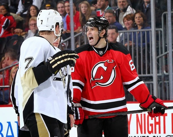 Jaromir Jagr Pittsburgh Penguins v New Jersey sRqLScrJHYWl