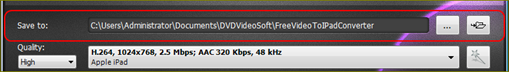 แปลงไฟล์วีดีโอให้สามารถใช้งานกับไอแพดได้
