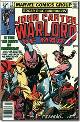 P00010 - John Carter Warlord of Ma