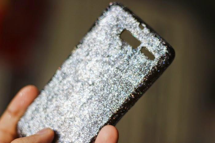 Capinha de Celular com Glitter - DIY (2)