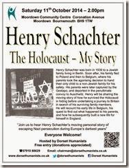 Henry Schachter - Holocaust