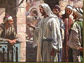 JESUS Y MATEO