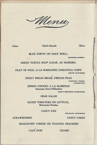 100th menu 1
