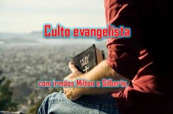 culto evangelista - A Igreja Em Ação