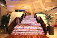 Crystal Stairway @ City Center