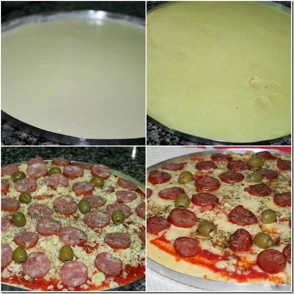 Pap Pizza