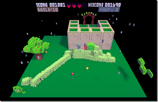 Voxatron indie game pic (1)