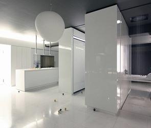 Departamento minimalista hiboux arquitectura grecia for Arquitectura de interiores a distancia