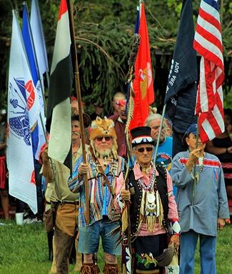 Lenape Powwow