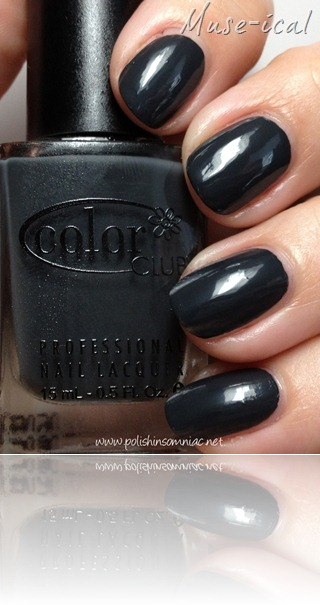 Color Club Muses-ical