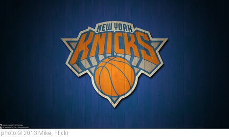 '2013 New York Knicks 1' photo (c) 2013, Mike - license: http://creativecommons.org/licenses/by-sa/2.0/