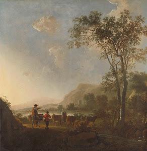 RIJKS: Aelbert Cuyp: painting 1660