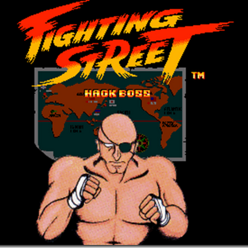 Fighting Street Hack Boss