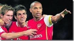 jugadores del arsenal en barcelona