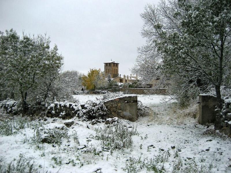 Sotosalbos nieve 2013