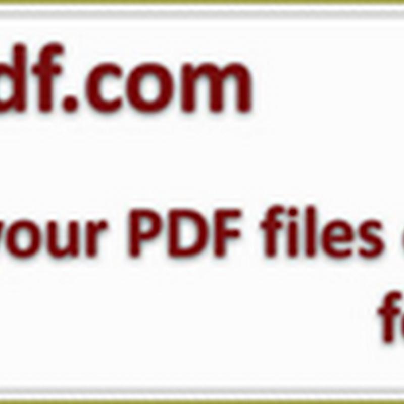 ยกเลิกการป้องกันไฟล์เอกสาร PDF ฟรี ๆ โดยไม่ต้องติดตั้งโปรแกรม | UNLOCK PDF