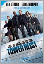 Tower Hiest Movie Poster