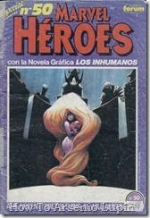 P00038 - Marvel Heroes #50