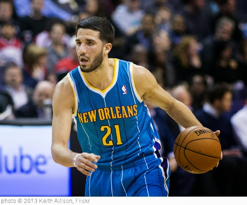 'Greivis Vasquez' photo (c) 2013, Keith Allison - license: http://creativecommons.org/licenses/by-sa/2.0/