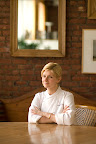 Executive pastry chef, PRINT. restaurant - Heather Carlucci.