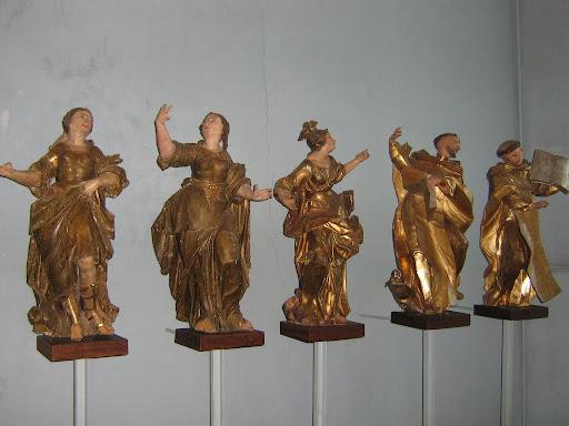Скульптури Пінзеля у Луврі експонуватимуть з 21 листопада
