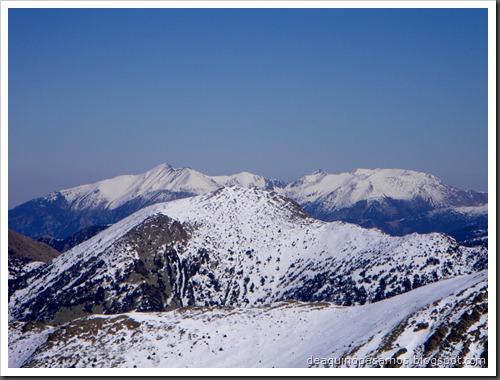 Corredor Gigolo 240m 65º IV (Cambre d'Aze 2750m, Cerdanya, Pirineos) (Isra) 8689