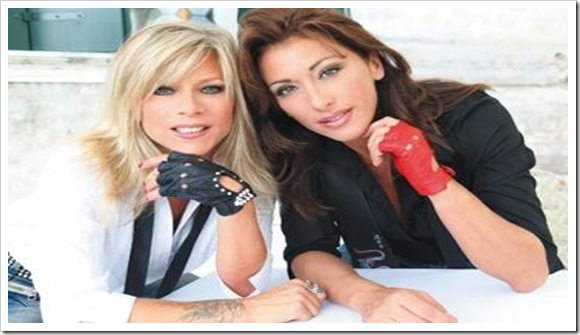 Sabrina &amp; Samantha Fox - Call me