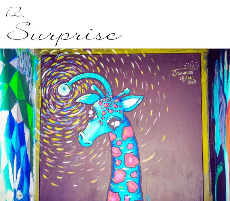 12 surprise