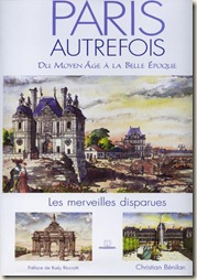 Paris Autrefois de Christian Benilan