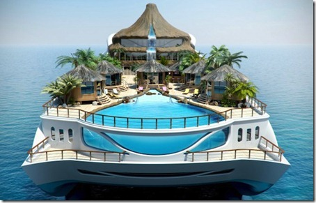 Tropical Island Yacht4