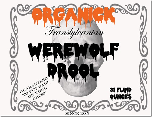 organic werewolf