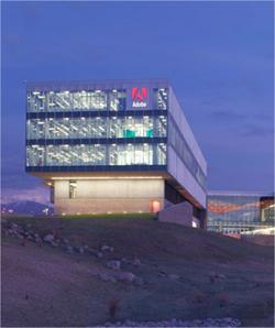 Un paseo por las oficinas de Adobe