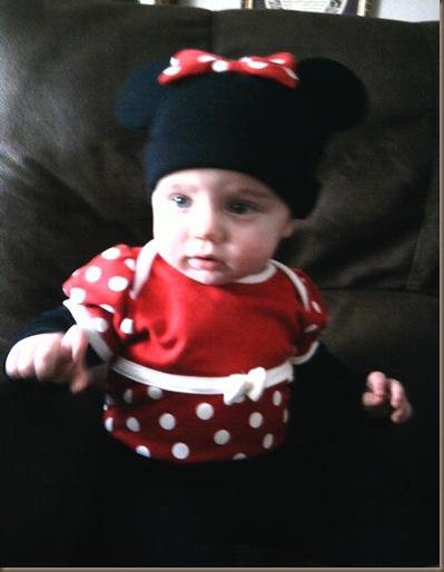 Miranda minni mouse