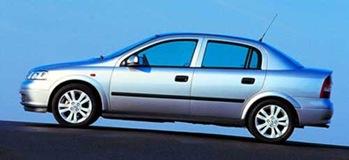 Opel Astra 4 p 1999