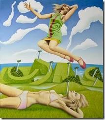Ian_Scott_Leapaway_Girl_1969