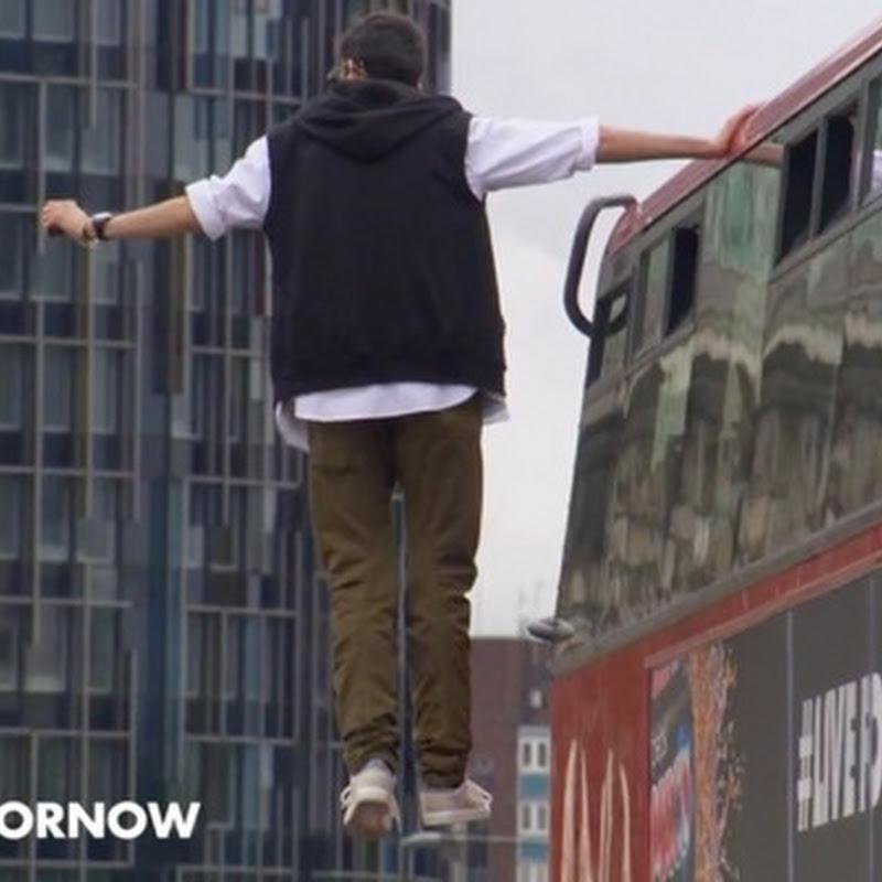 #LIVEFORNOW Pepsi sorprende en las calles de Londres