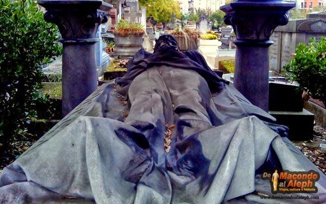 Paris visita cementerio Père Lachaise 5