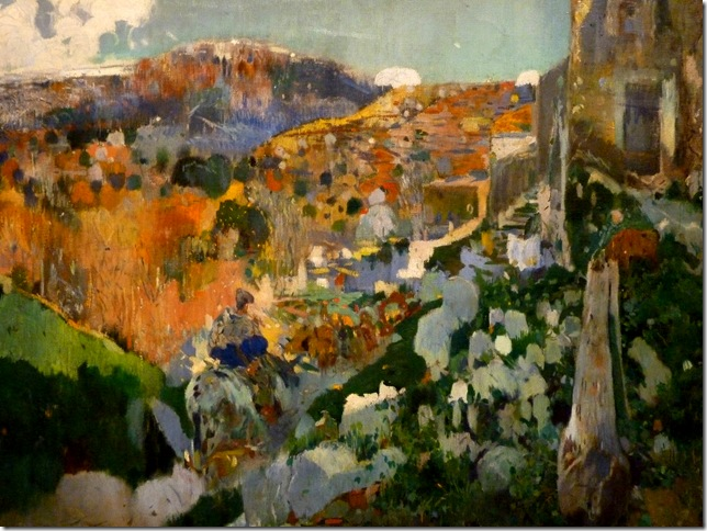 joaquim mir i trinxet_La joia - L'Aleixar, 1910 - detail