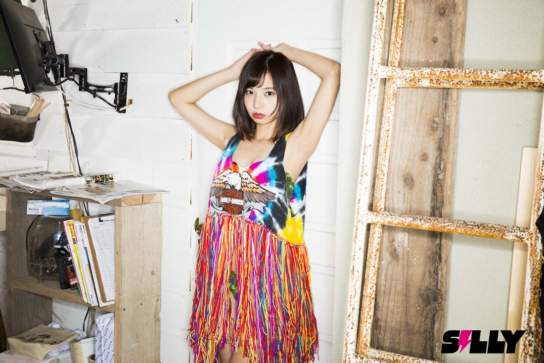 [SILLY] Yuusa Kawai 川井優沙 No.01-09 silly 09020