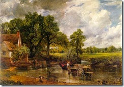 Haywain John Constable